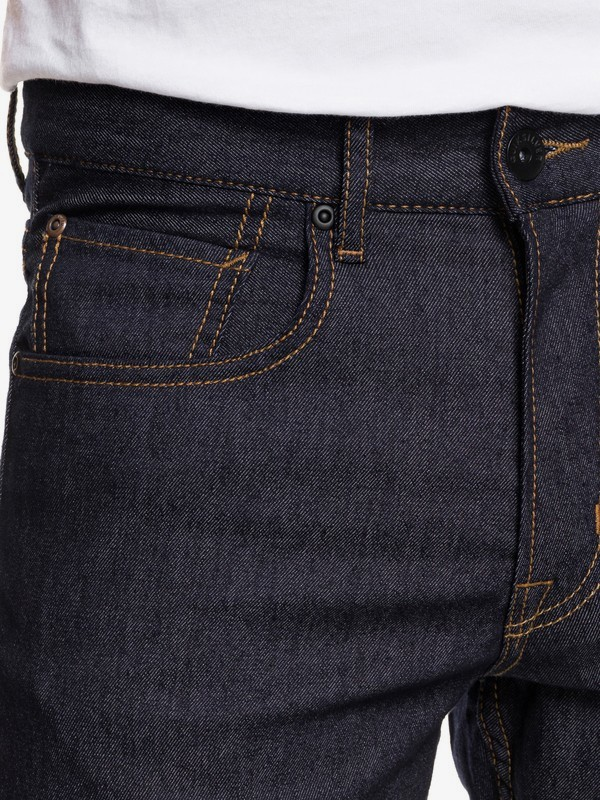Revolver Cold Weather - Straight Fit Jeans for Men EQYDP03379