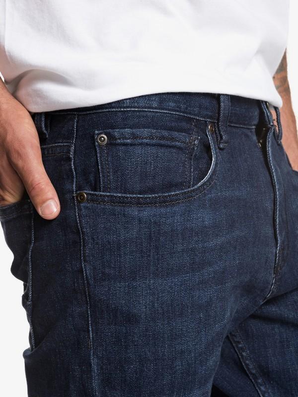 Revolver Dark Ocean - Straight Fit Jeans for Men  EQYDP03389