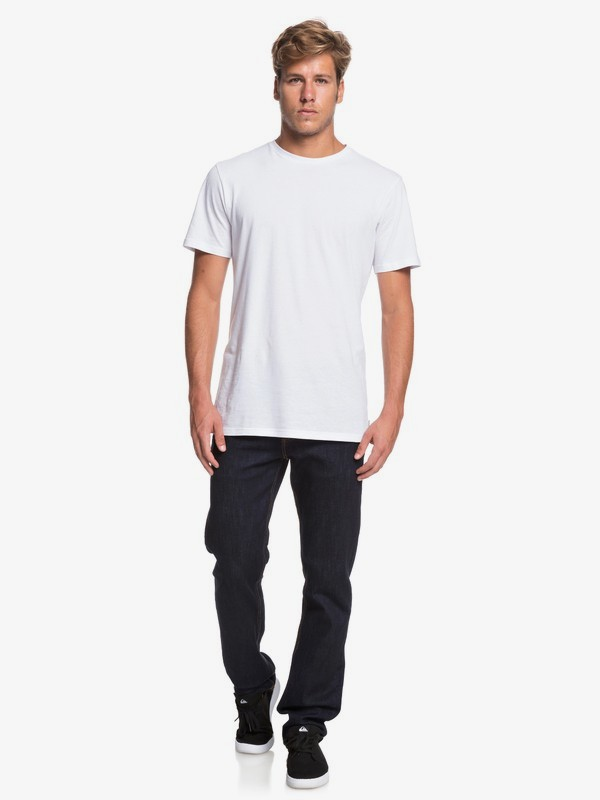 Sequel Rinse - Regular Fit Jeans for Men  EQYDP03393