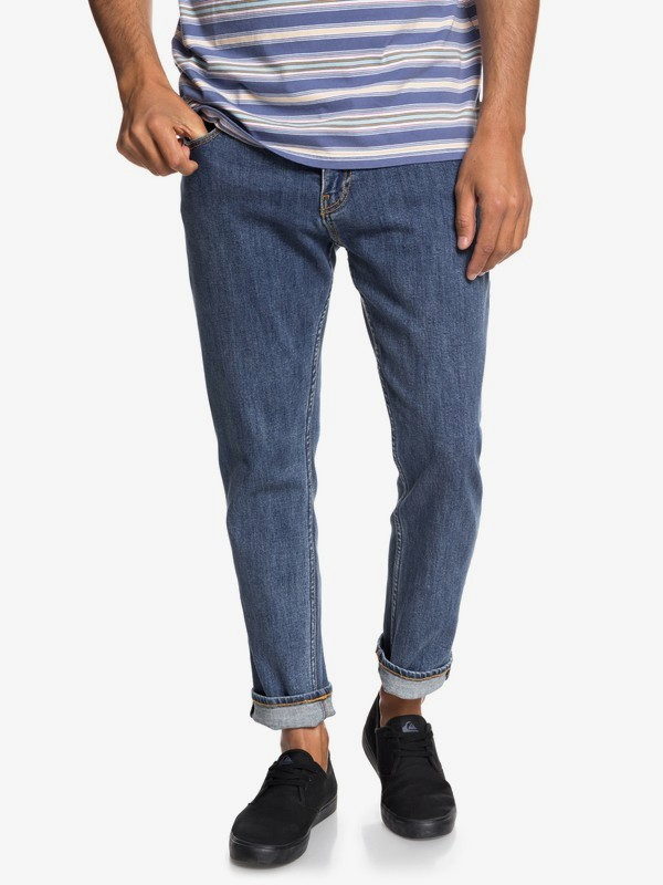 0 Original - Straight Fit Jeans for Men  EQYDP03396 Quiksilver