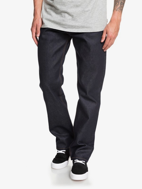 Sequel Rinse - Straight Fit Jeans for Men EQYDP03401