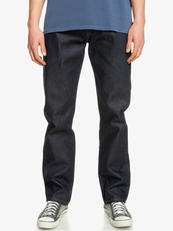 Aqua Cult Rinse - Regular Fit Jeans for Men  EQYDP03401