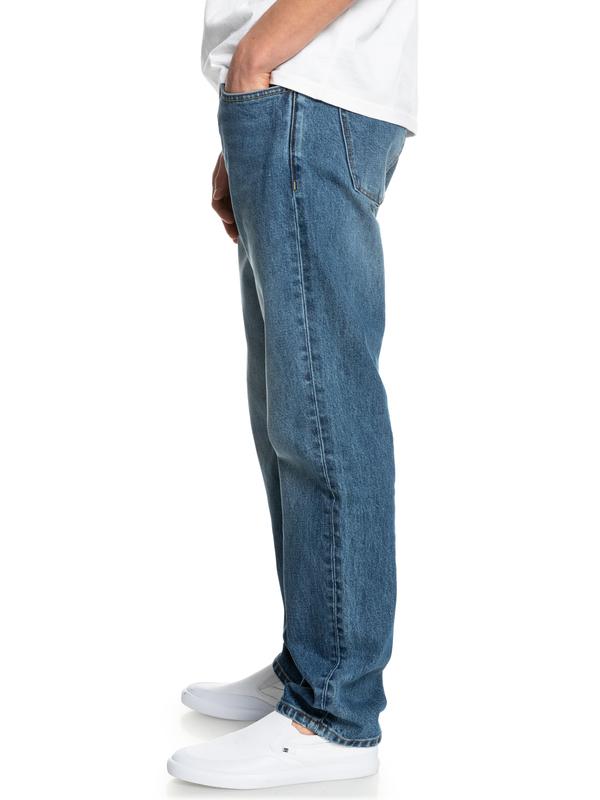 Aqua Cult Aged - Regular Fit Jeans for Men  EQYDP03405