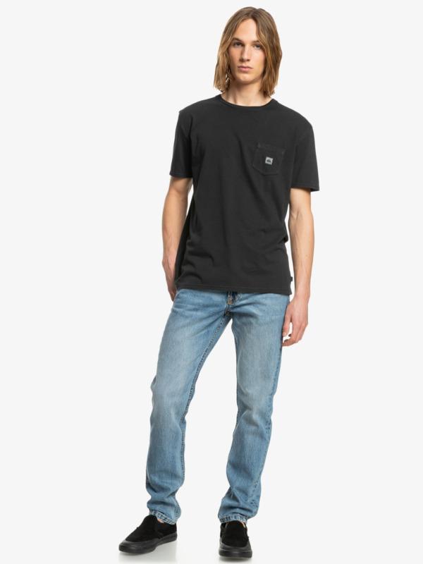 Modern Wave Salt Water - Straight Fit Jeans for Men  EQYDP03409