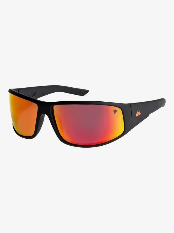 0 AKDK Polarised Floatable - Gafas de Sol para Hombre Negro EQYEY03032 Quiksilver