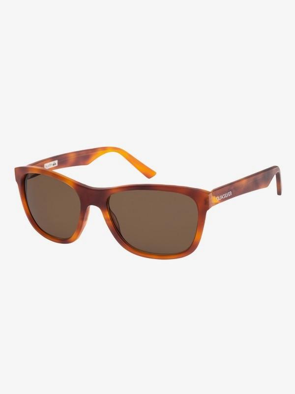 0 Austin - Gafas de sol para Hombre Marron EQYEY03078 Quiksilver