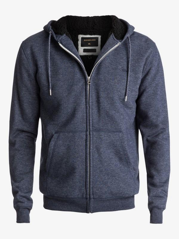 Buy Quiksilver Denim Jacket Sherpa Jacket Online