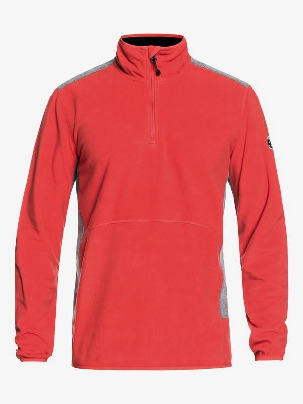 Aker - Technical Half-Zip Fleece for Men  EQYFT03784
