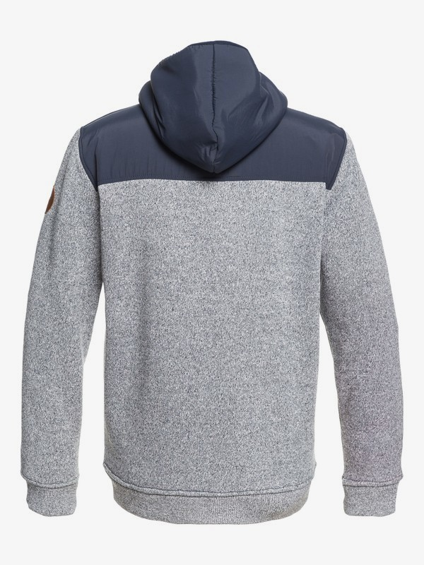 Keller - Zip-Up Polar Fleece Hoodie for Men  EQYFT03834