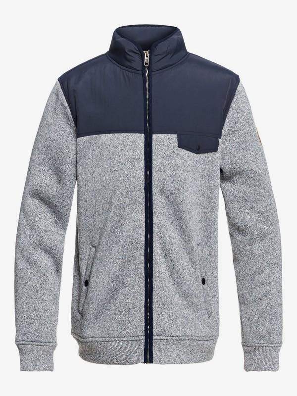 Keller - Zip-Up Polar Fleece for Men EQYFT03838
