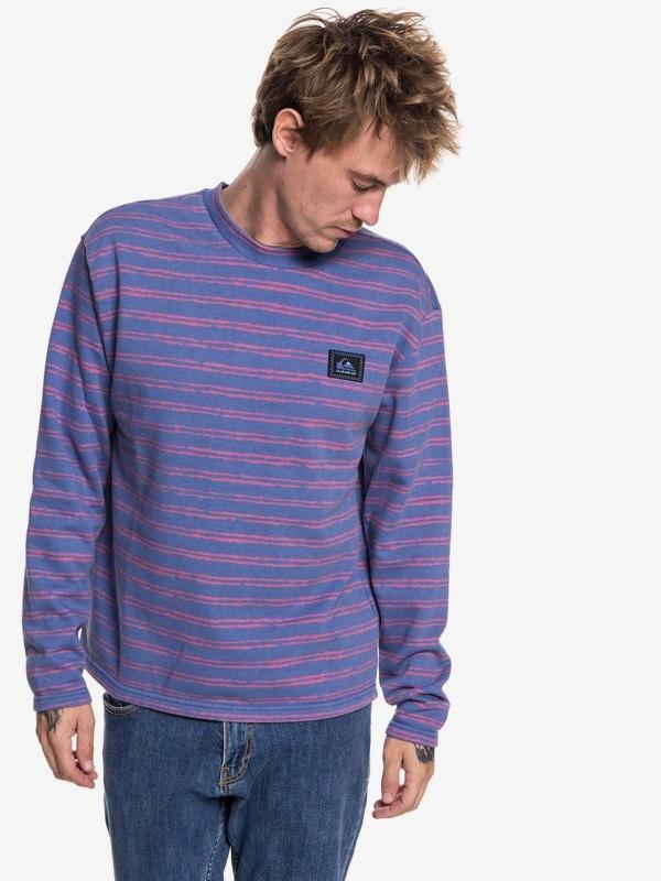 0 Early Faze - Sweatshirt pour Homme  EQYFT03854 Quiksilver