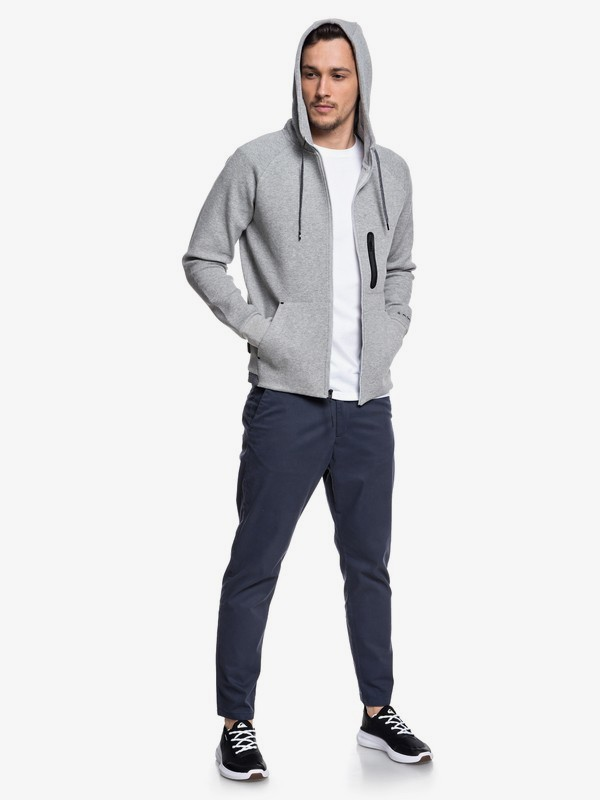 Quikbond - Technical Zip-Up Hoodie for Men  EQYFT03860