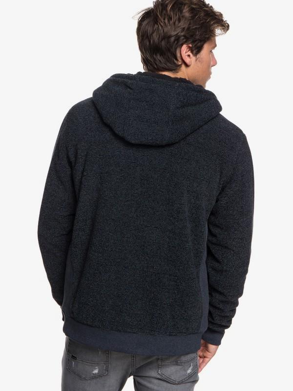 Keller - Zip-Up Polar Fleece Hoodie for Men  EQYFT03879