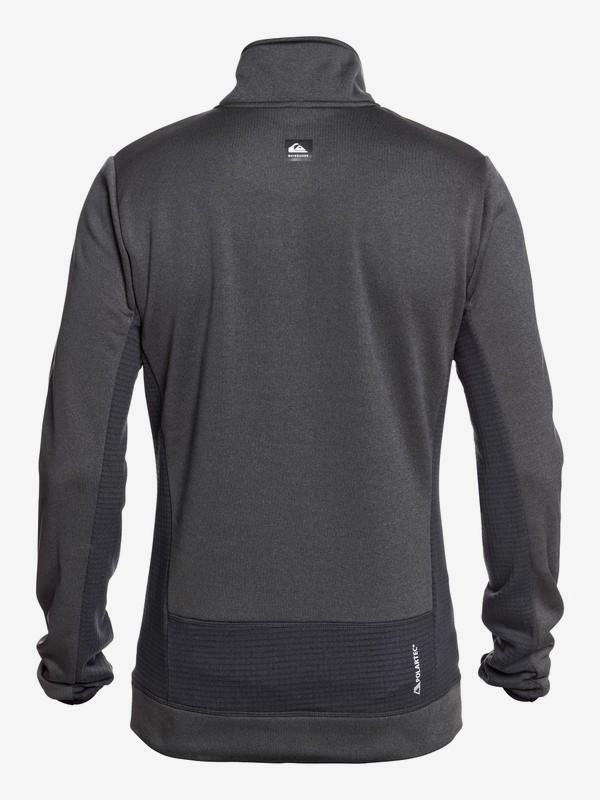 Highline - Half-Zip Mock Neck Fleece for Men  EQYFT03950