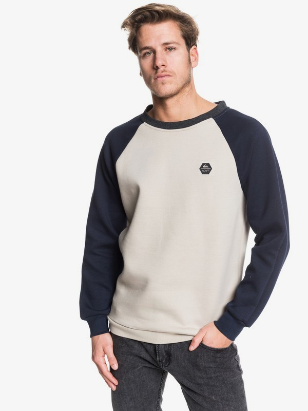 Adapt - Bonded Technical Sweatshirt for Men  EQYFT03993
