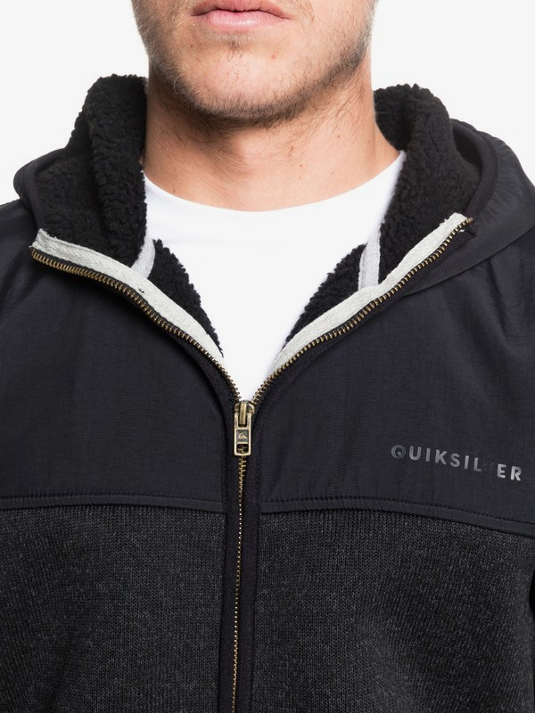 Keller Mix - Hooded Zip-Up Fleece for Men  EQYFT04016