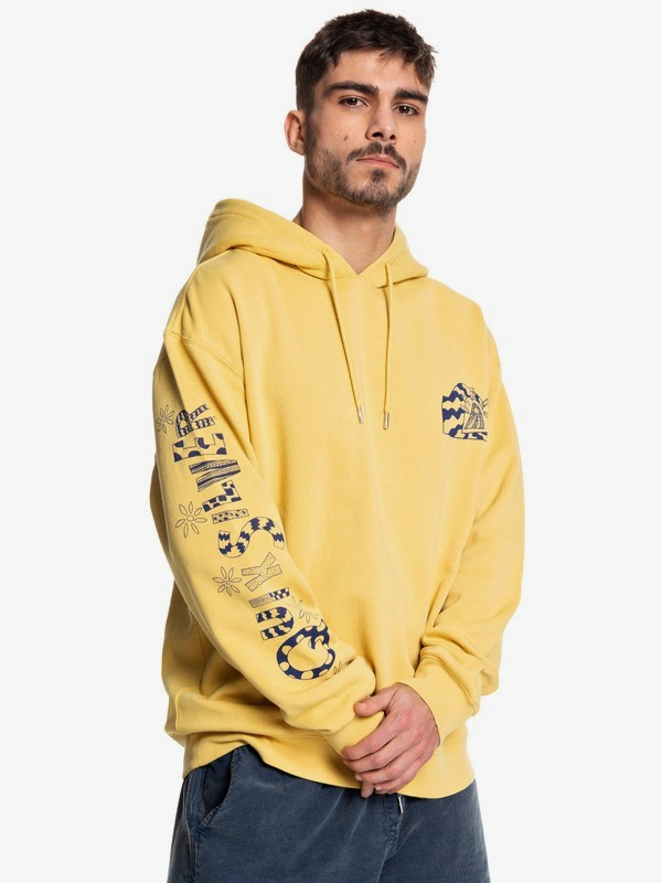 Positive Vibrations - Hoodie  EQYFT04074