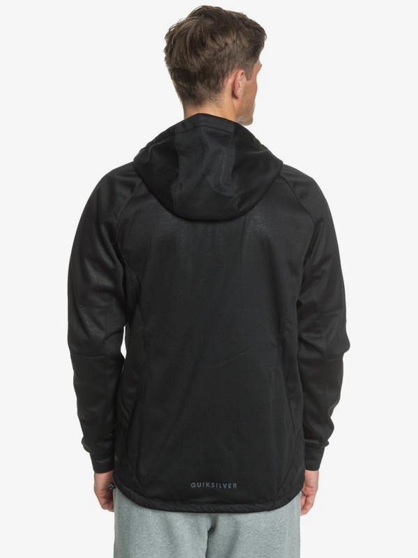 Quik Block Tech - Technical Zip-Up Hoodie EQYFT04086
