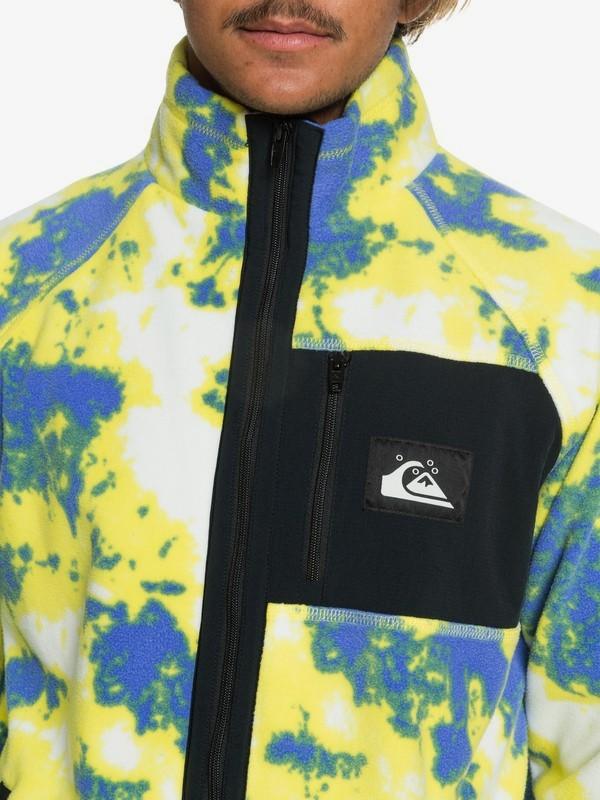 Originals - Zip-Up Polar Fleece Jacket for Men EQYFT04100