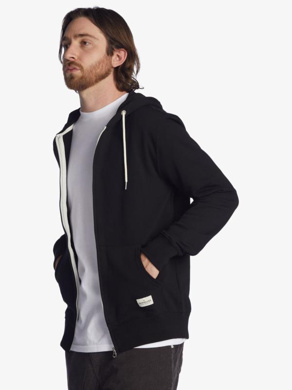 Essentials - Organic Zip-Up Hoodie for Men  EQYFT04113