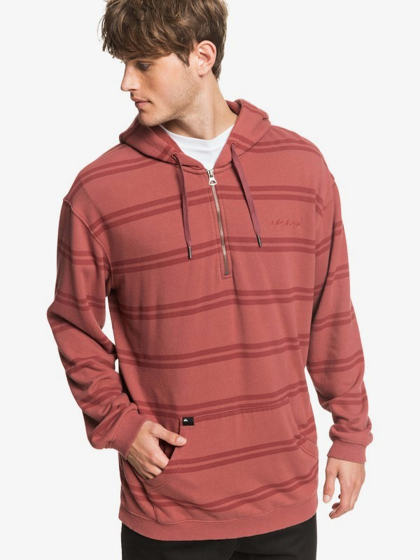 Acid Towel - Half-Zip Hoodie for Men  EQYFT04141