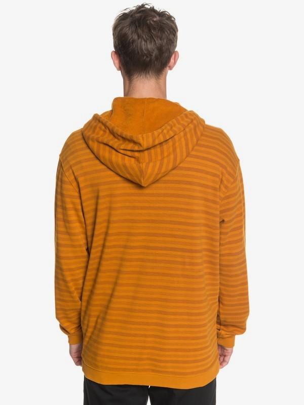 Acid Towel - Half-Zip Hoodie for Men  EQYFT04141