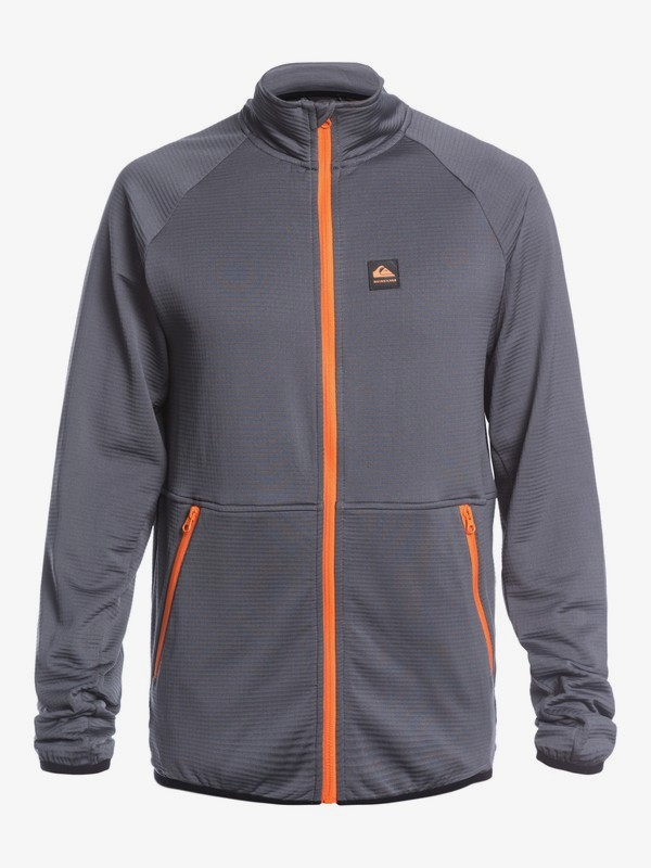 Steep Point - Technical Zip-Up Fleece for Men  EQYFT04171