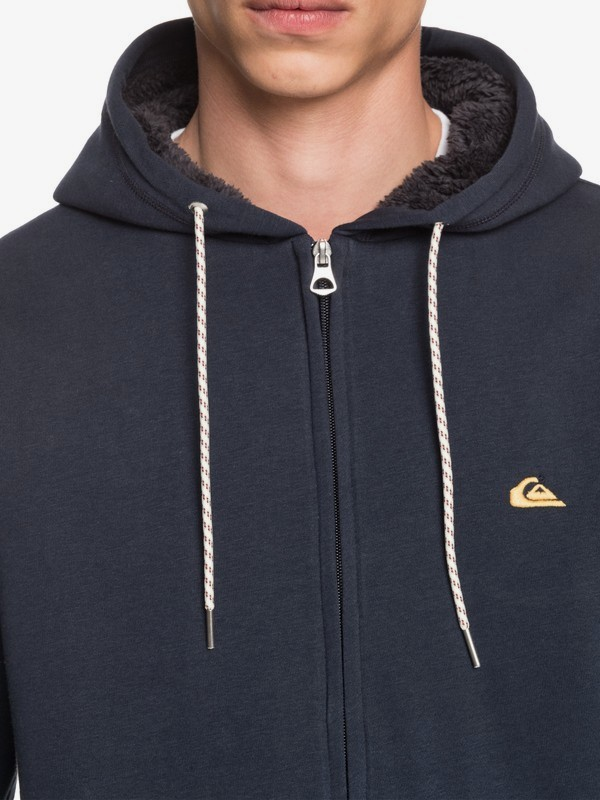 Everyday Sherpa - Zip-Up Sherpa-Lined Hoodie for Men  EQYFT04185