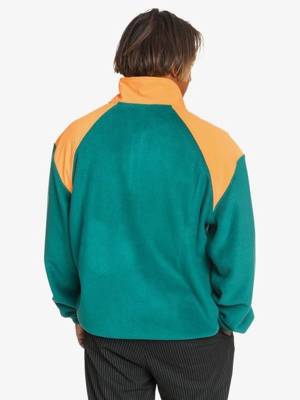 Originals - Half-Zip Mock Neck Fleece for Men EQYFT04198