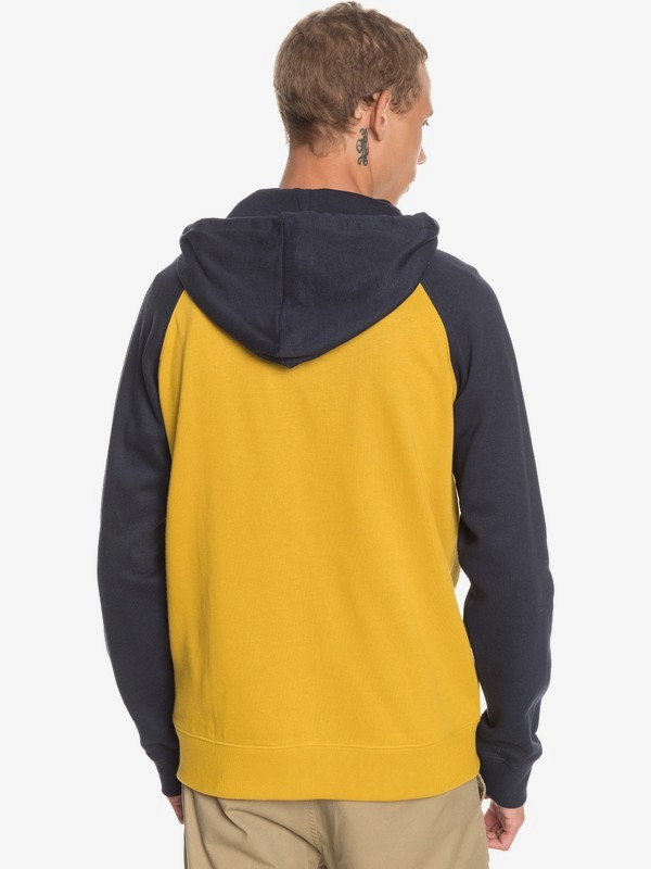Essentials - Zip-Up Hoodie for Men  EQYFT04209