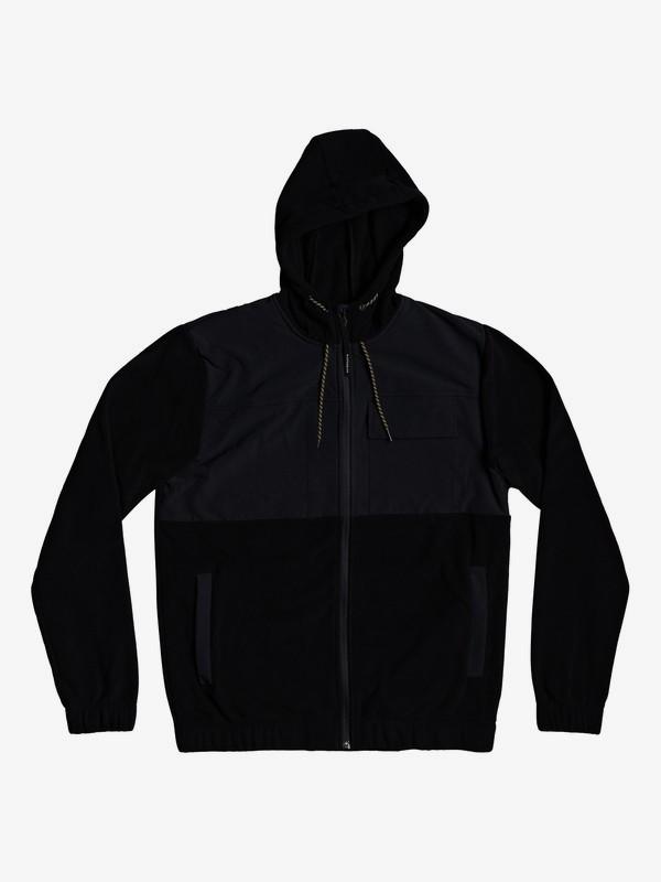 Sea Change - Zip-Up Polar Fleece Hoodie for Men  EQYFT04236