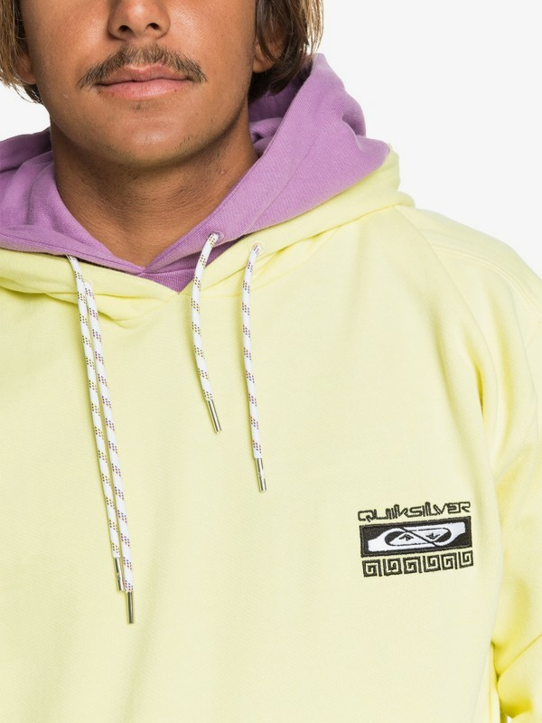 STM Quiksilver - Hoodie for Men  EQYFT04242