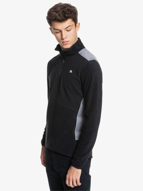 Aker - Half-Zip Polar Fleece for Men EQYFT04248
