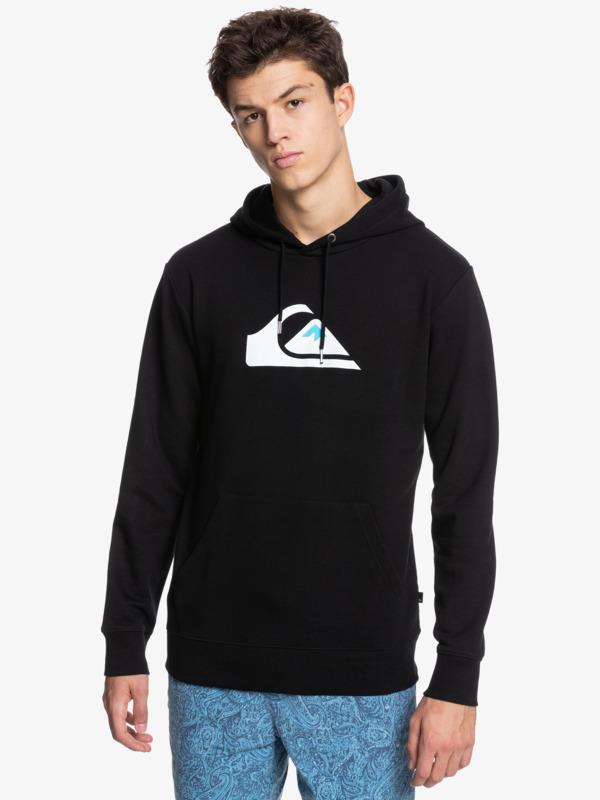 Comp Logo - Organic Hoodie for Men  EQYFT04289