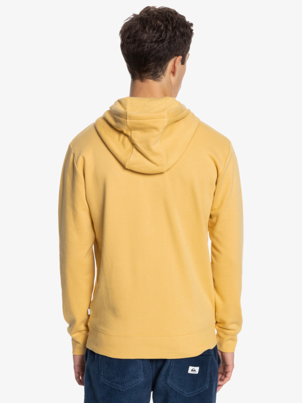 Comp Logo - Organic Hoodie for Men  EQYFT04289