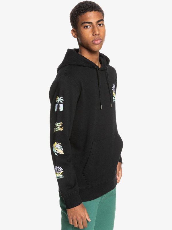 Island Pulse - Organic Hoodie for Men  EQYFT04292