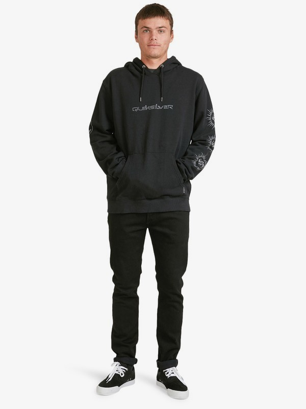 69 Capsule Black Out - Hoodie for Men  EQYFT04334