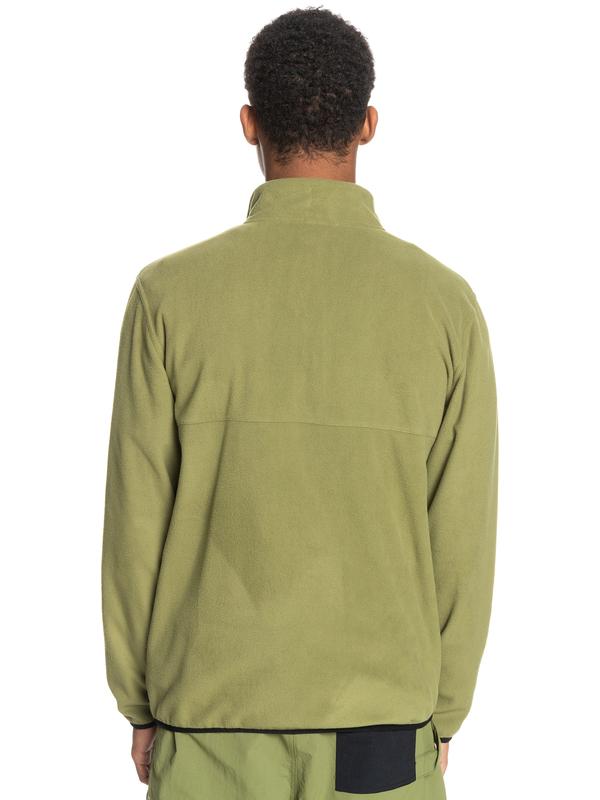 No Destination - Half-Zip Hooded Polar Fleece for Men  EQYFT04356