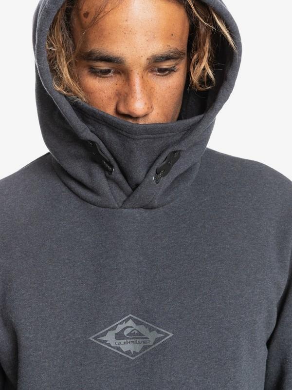 Big Logo Tech - Water Repellent Hoodie for Men  EQYFT04378