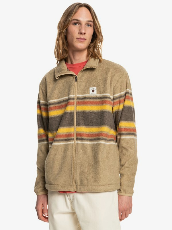 Clean Coasts - Zip-Up Fleece for Men  EQYFT04440