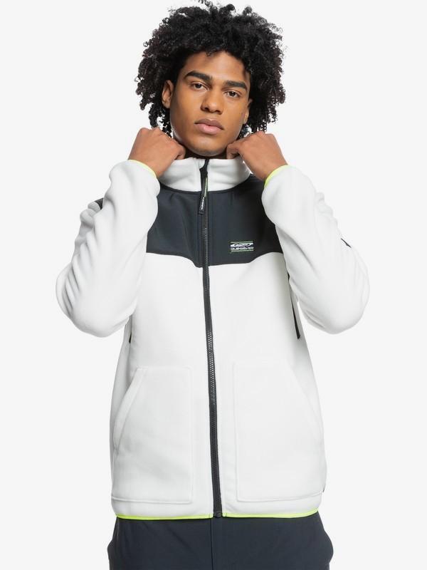 New Latitude - Technical Zip-Up Fleece Top for Men  EQYFT04458