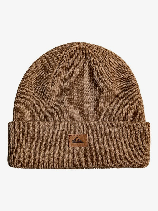 0 Performed - Beanie Grey EQYHA03089 Quiksilver