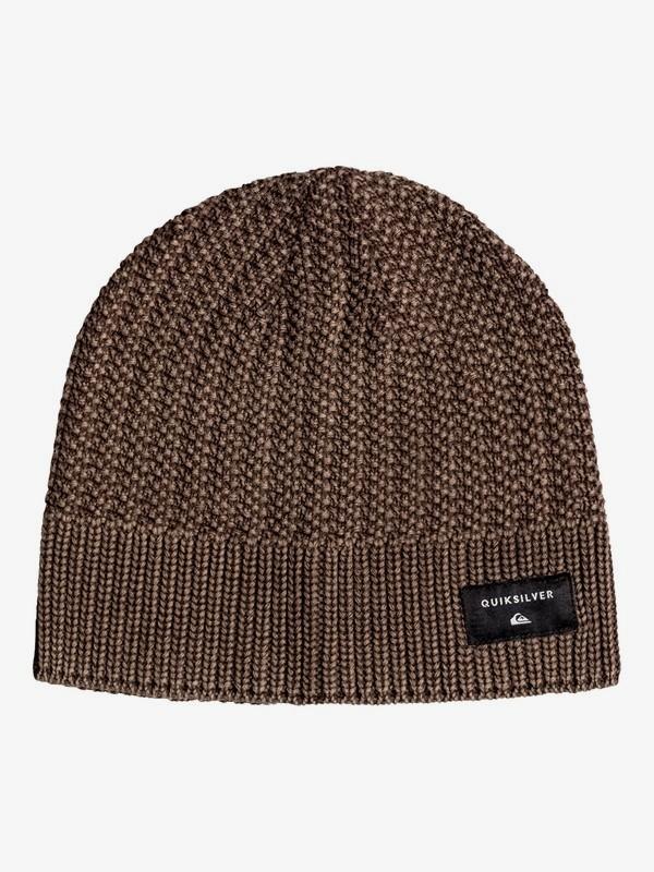 0 Cushy Bleach - Bonnet pour Homme Marron EQYHA03099 Quiksilver