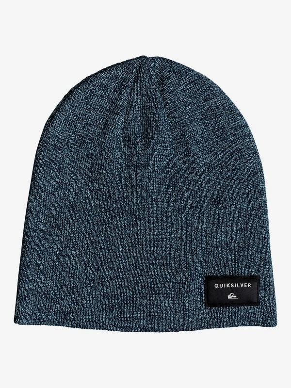 0 Cushy - Beanie for Men Blue EQYHA03101 Quiksilver