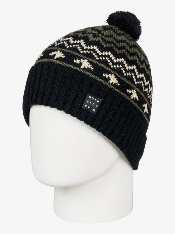 Nash - Beanie for Men  EQYHA03156