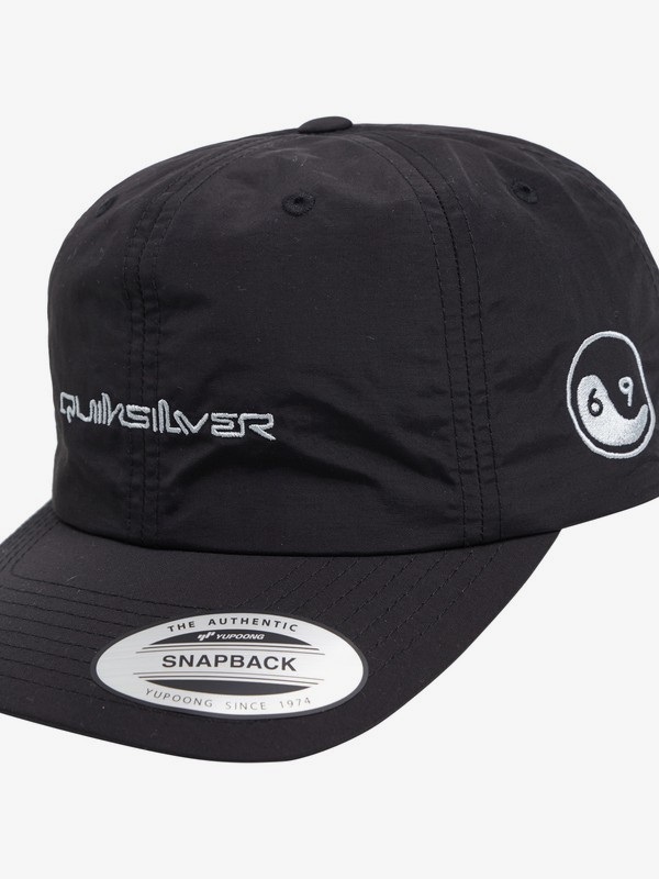 69 Capsule Black Out - Strapback Cap  EQYHA03272