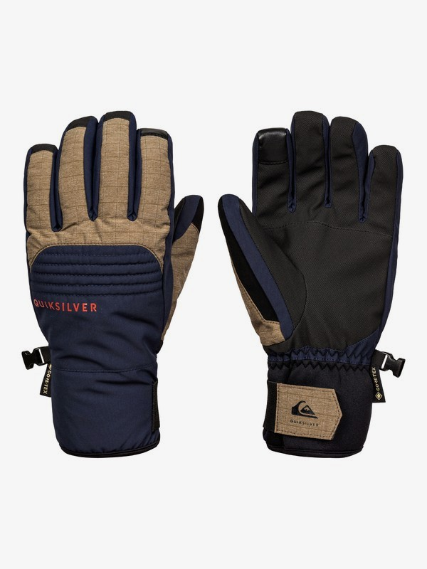 Hill GORE-TEX® - Snowboard/Ski Gloves for Men  EQYHN03133
