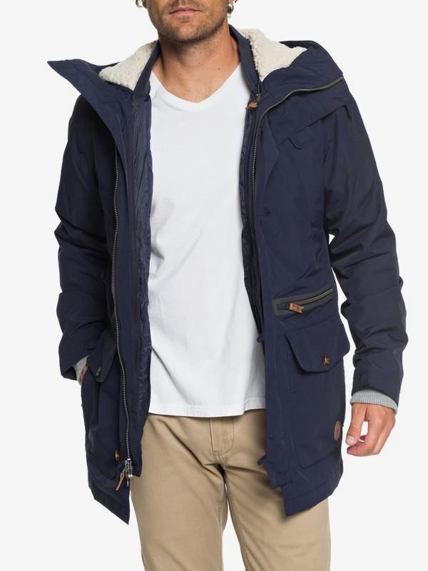 Sedona - Waterproof 3-In-1 Parka Jacket for Men EQYJK03335