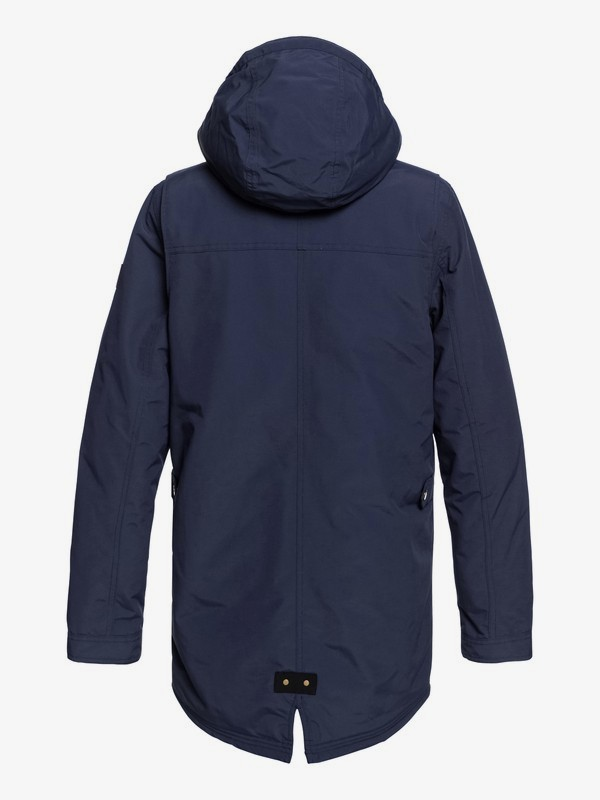 Cordova - Waterproof Hooded Parka for Men  EQYJK03409