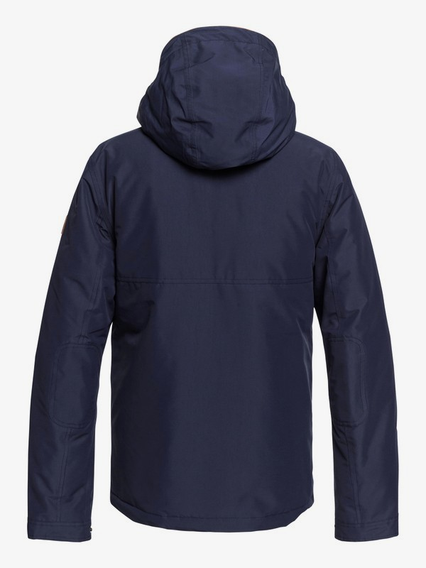 Canyon - Waterproof Hooded Parka for Men EQYJK03412